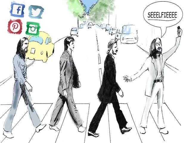 Ζωή στα social media
