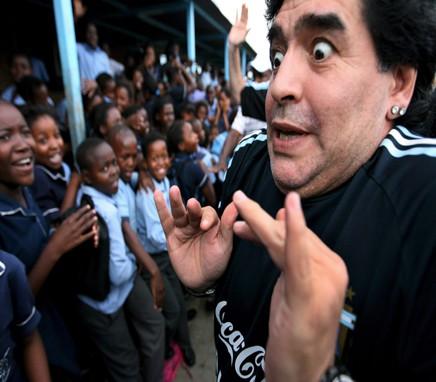 Maradona-Καγκέλια