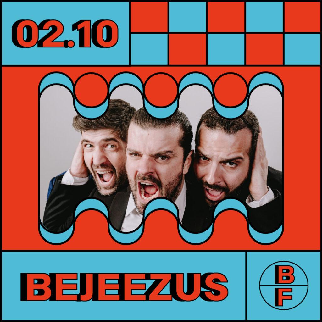 Bejeezus στο Burger Fest