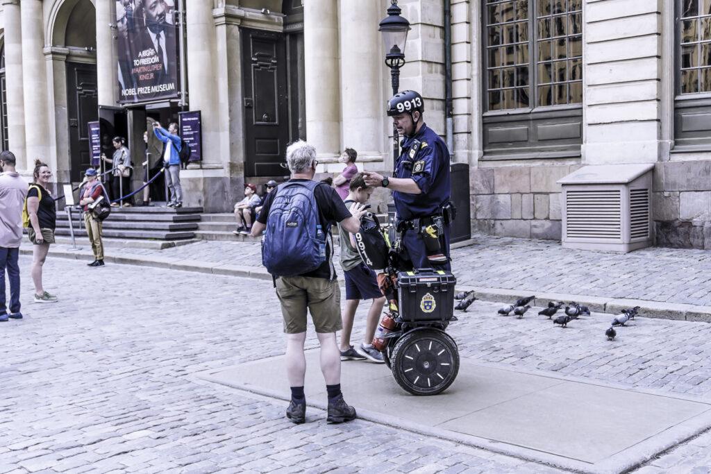 Σουηδία κορωνοϊός και σεβασμός στον άνθρωπο
