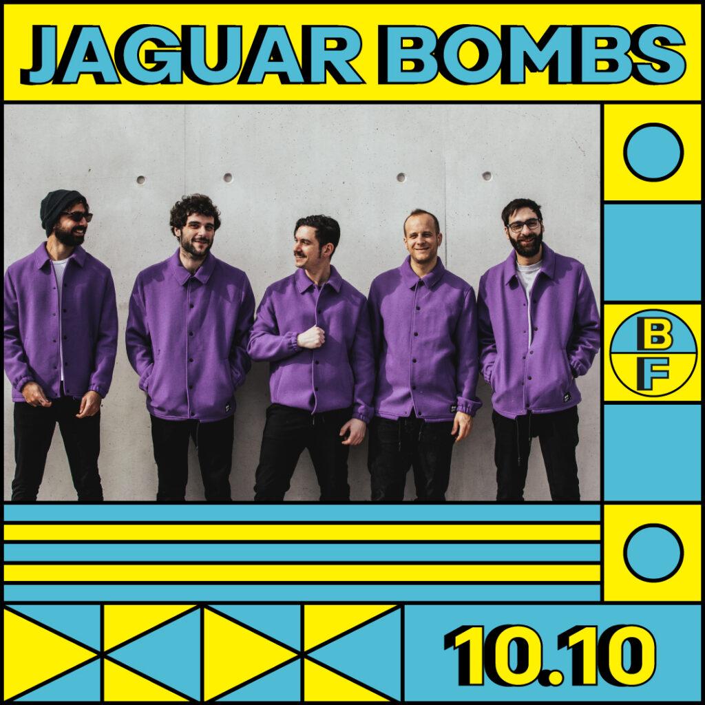Jaguar Bombs στο Burger Fest 2021