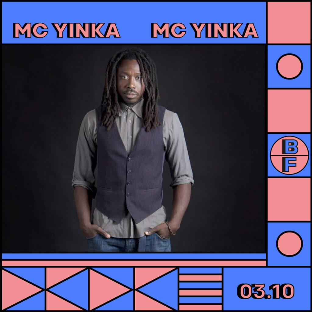 Mc Yinka