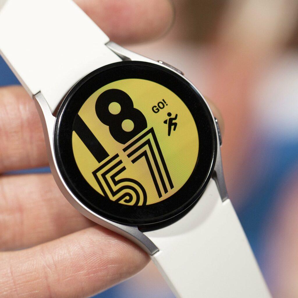 Samsung Galaxy Watch 4 κορυφαίο ρολόι Android