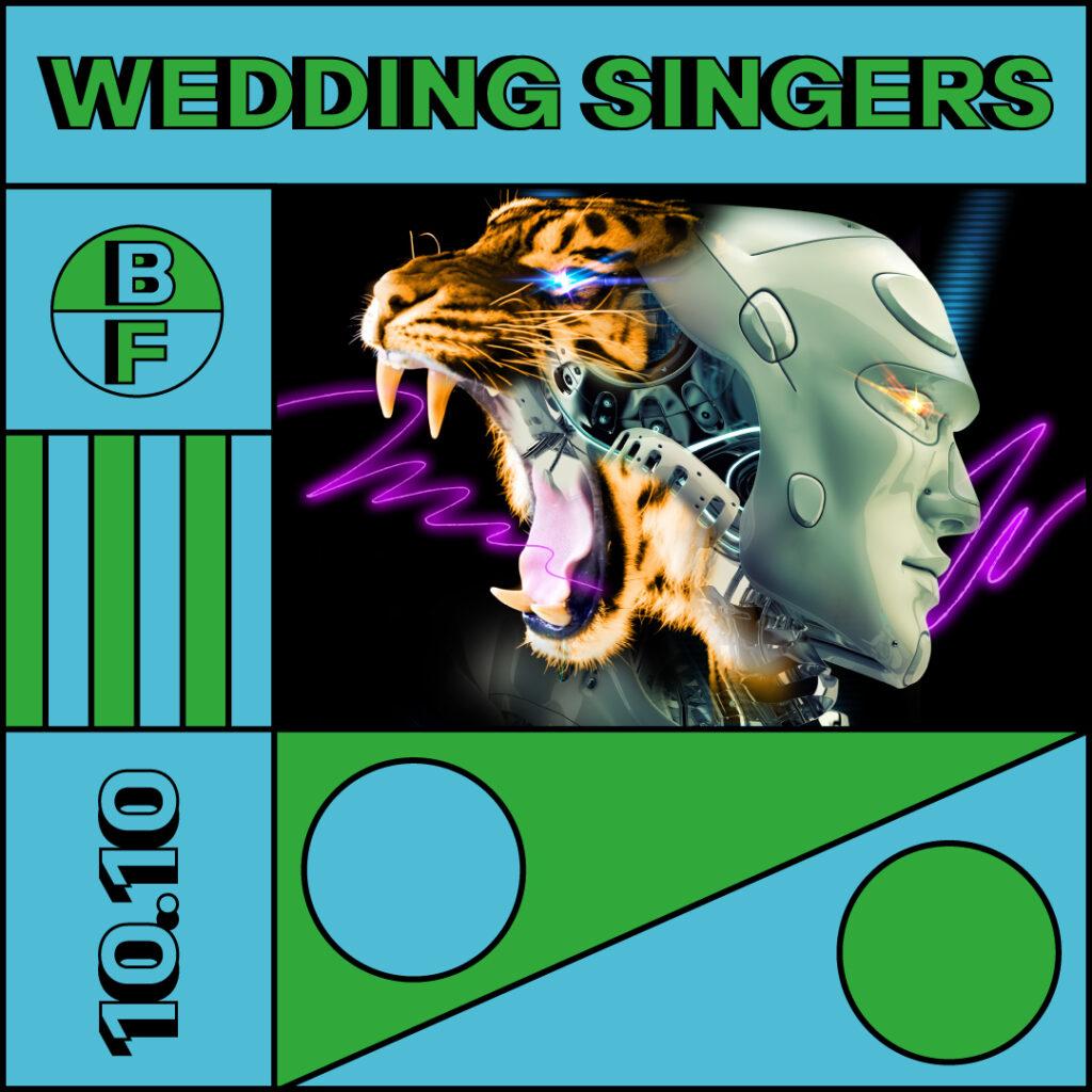 Wedding Singers στο Burger Fest